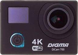 Экшен-камера Digma DiCam 700 Black