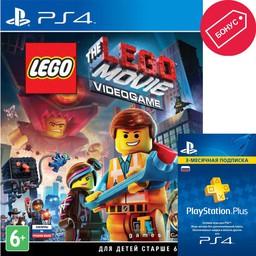 Игра Lego Movie Videogame PS4 русские...
