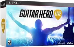 Guitar Hero Live PS3 английская верси...