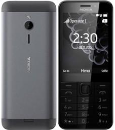 Nokia 230 DS Dark Silver Grey