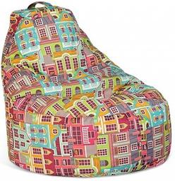 Кресло-мешок Цвет Диванов Флеш розово...