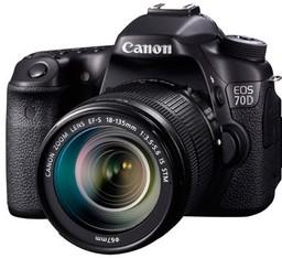 Фотоаппарат Canon EOS 70D Kit E...