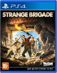 Strange Brigade PS4 русские субтитры