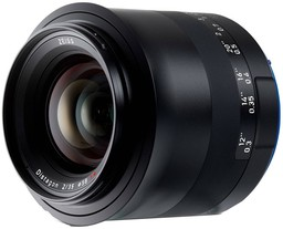 Zeiss Milvus 2/35 ZE 35mm f/2 Canon EF
