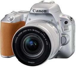 Фотоаппарат Canon EOS 200D Kit EF-S 1...