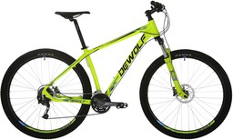 "Велосипед Dewolf Grow 2 Green 29"""