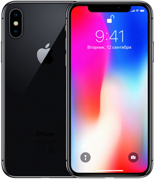 Смартфон Apple iPhone X 256Gb Space G...