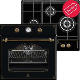Духовой шкаф Electrolux OPEA2550R + В...