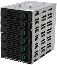 Intel SCSI 6-Hot-Swap Drive Bay Upgrade