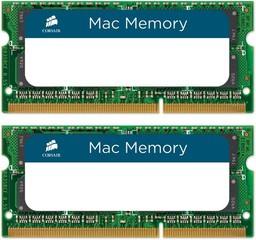Модуль памяти Corsair SODIMM DDR3 2x4...