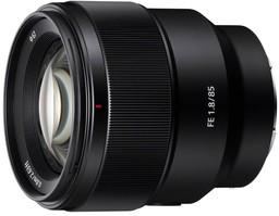 Sony FE 85mm f/1.8 SEL-85F18
