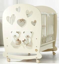 Кроватка Baby Expert Bon Bon кремовый