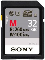 Sony SF-M32 UHS-II U3 SDHC Class 10 32Gb