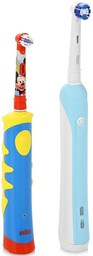 Braun Oral-B PC500 + Oral-B Mickey Ki...
