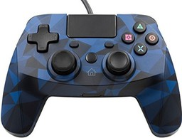 Snakebyte Game:Pad 4 S PS4 Blue Camo