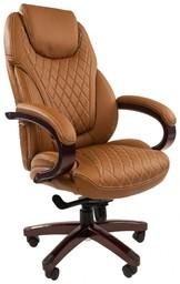 Офисное кресло Chairman 406 беж...