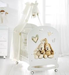 Кроватка Baby Expert Cremino by Trudi...