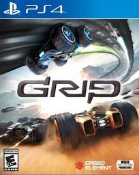 GRIP Combat Racing PS4 английская версия