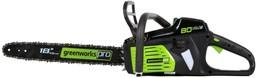 Электрическая пила Greenworks GD80CS50
