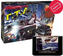 Sega Mega Drive 2 ГТА 368-in-1 + Sega...