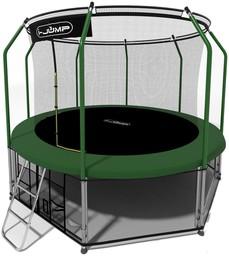 Батут i-Jump Elegant 12FT Green (с вн...