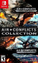 Air Conflicts Collection Nintendo Swi...