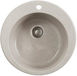 Кухонная мойка Whinstone Арго 1B серый