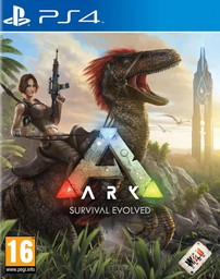 ARK: Survival Evolved PS4 русская версия