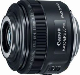 Canon EF-S 35mm f/2.8 Macro IS ...