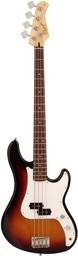 Бас-гитара Cort GB54P-2TS GB Series