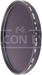 Falcon Eyes UHD ND2-400 MC 77mm