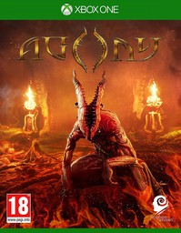 Agony Xbox One русские субтитры