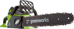 Электрическая пила Greenworks GD40CS40