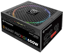 Блок питания Thermaltake Smart Pro RG...