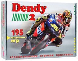 Dendy Junior 2 195-in-1 8Bit Wh...