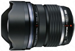 Olympus M.Zuiko Digital ED 7-14mm f/2...