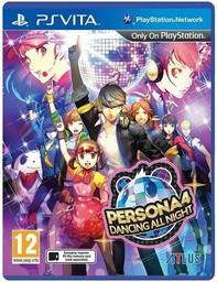 Persona 4 Dancing All Night PS Vita а...