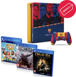 Sony PlayStation 4 Slim 1Tb Барселона...