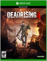 Dead Rising 4 Xbox One русские субтитры