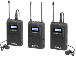 Boya BY-WM8 Pro-K2 (два Передатчик TX8 …