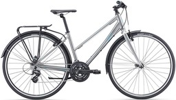 Велосипед Giant Alight 2 City Silver 28""