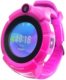 Умные часы Jet Kid Sport Lilac