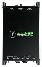 Ди-бокс Mackie MDB-2P