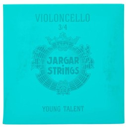 Jargar Strings Cello-3/4-Set Young Ta...