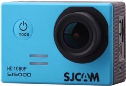Экшен-камера Sjcam SJ5000 Blue
