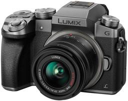 Фотоаппарат Panasonic Lumix DMC-G7 Ki...
