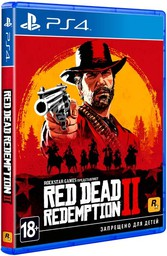 Red Dead Redemption 2 PS4 русск...