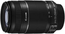Canon EF-S 55-250mm f/4.0-5.6 I...