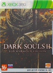 Dark Souls II Black Armor Edition Xbo...