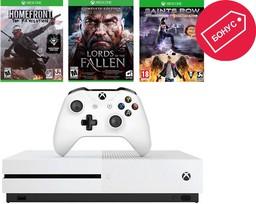 Microsoft Xbox One S 1Tb White + Home...